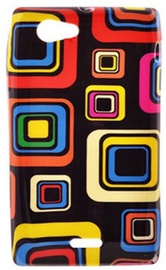 Telone Back Case Design for Sony ST26i Xperia J Design 8