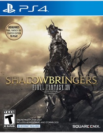 Final Fantasy XIV Online: Shadowbringers PS4