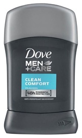 Dove	Men + Care Clean Comfort 48h Deodorant Stick 50ml