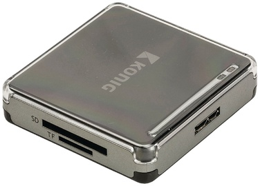 Konig All-In-One Memory Card Reader USB 3.0