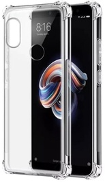 Mocco Anti Shock Back Case For Xiaomi Mi Mix 2S Transparent