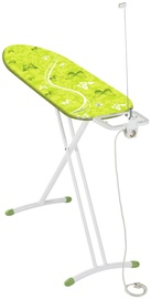 Leifheit Air Board M Solid Plus 120x38cm Green