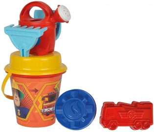Simba Fireman Sam Bucket/​​Accessories 9256114