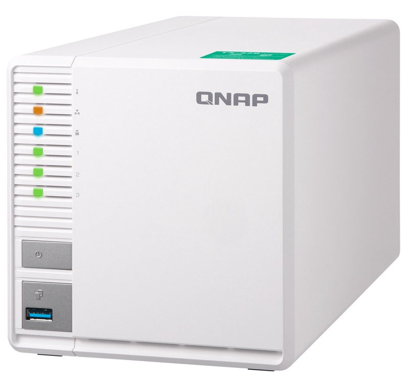 QNAP Systems TS-328 3-Bay NAS