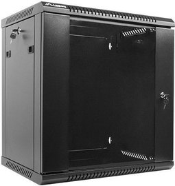 "Lanberg WFFA-5412-10B 19"" 12U Wall-Mounted Rack"