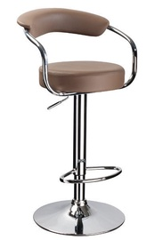 Signal Meble C-231 Bar Stool Dark Beige