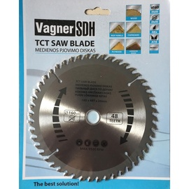 Vagner Wood Cutting Disc 125mm 30T