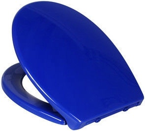 Verners Miami Soft Close Toilet Lid Blue
