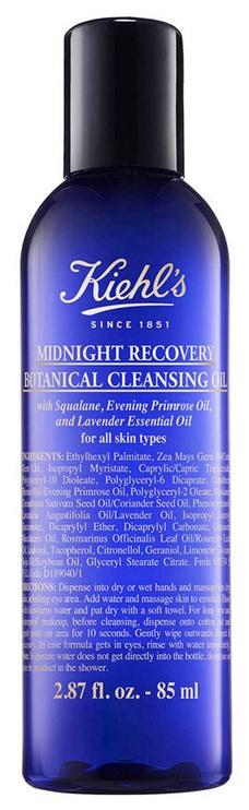 Makiažo valiklis Kiehls Midnight Recovery Botanical Cleansing Oil, 85 ml