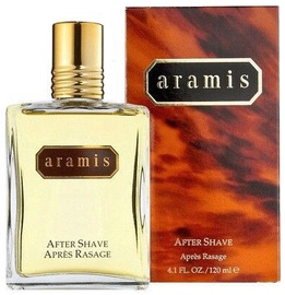 Pēc skūšanās losjons Aramis Aftershave Splash, 120 ml