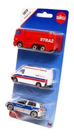 Siku Rescue Vehicles Set 1819