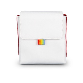 Polaroid Now Camera Bag White/Red