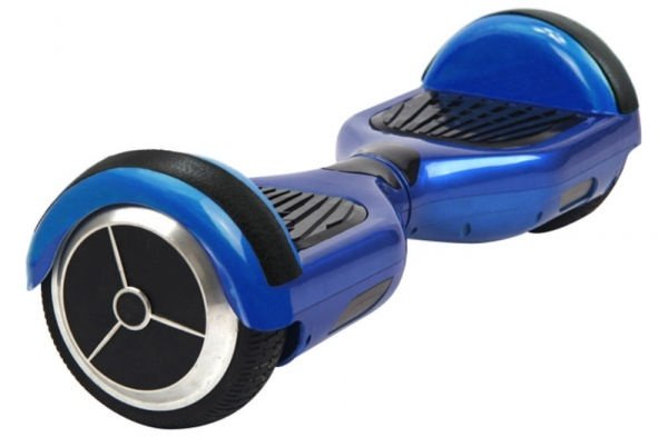 Visional Hoverboard 6.5'' With Bluetooth Blue