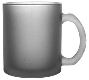 Vetro-plus Glass Mat Mug 330ml