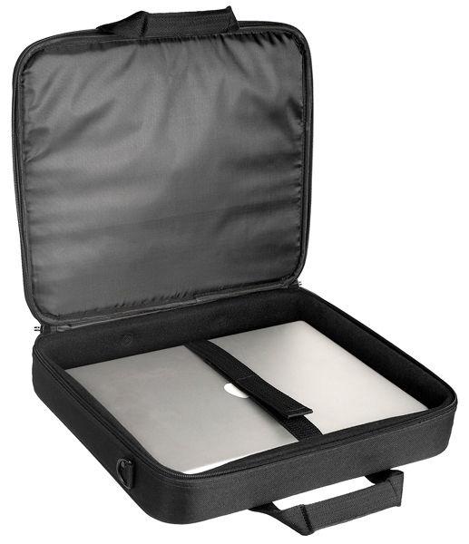 Сумка для ноутбука Tracer Balance, черный, 17″
