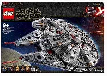 Конструктор LEGO Star Wars Сокол Тысячелетия 75257, 1351 шт.