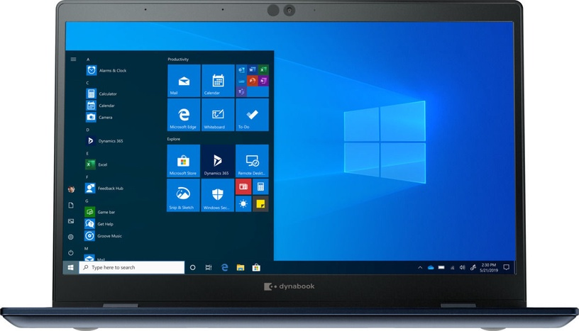 Toshiba Dynabook Portege X30L-G-11R Blue PUZ20E-0DP02CPL