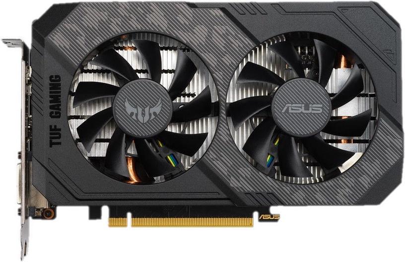 Asus TUF Gaming GeForce GTX 1660 SUPER OC 6GB GDDR6 PCIE TUF-GTX1660S-O6G-GAMING