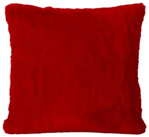 Home4you Soft Me Pillow 60x60cm Red