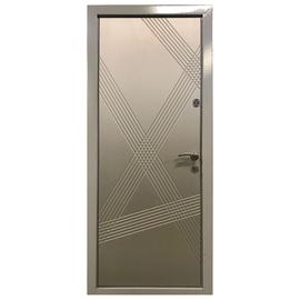 SN Metalic Door 96x205cm Grey L