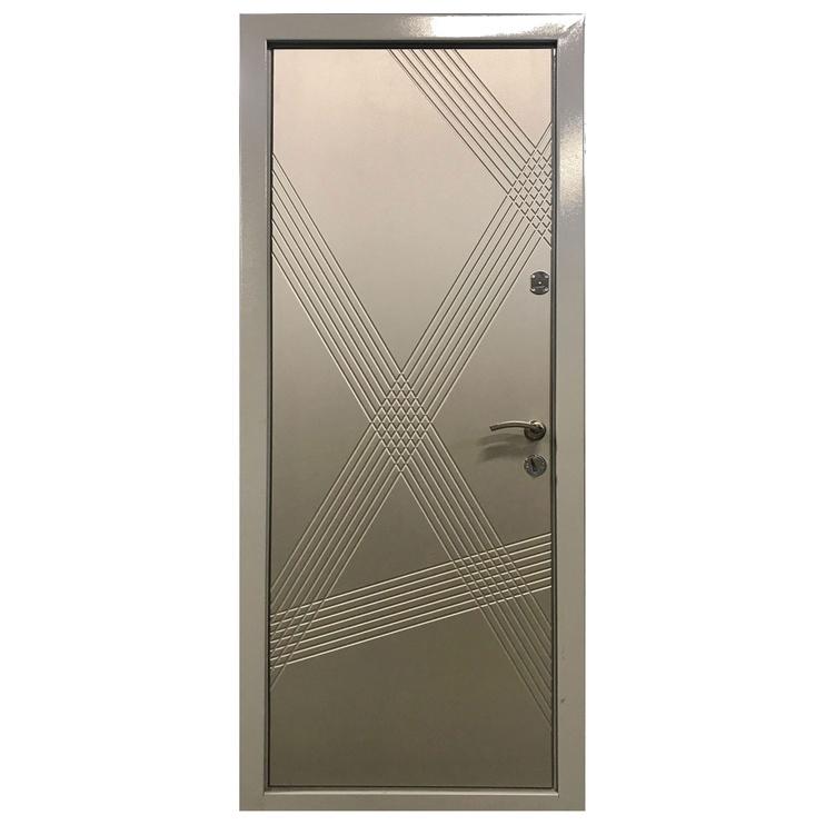 Lauko durys 163V, 2050 x 960 mm, kairinės