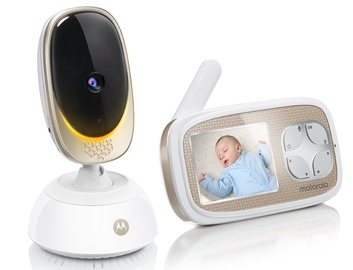 Motorola Comfort45 Connect 2.8 Video Baby & Home Monitor