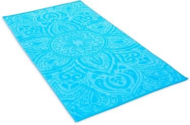 Rätik DecoKing Mandala, sinine, 180 cm x 90 cm