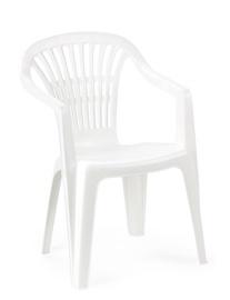 Plastikinė lauko kėdė Scilla