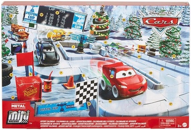 Mattel Disney Pixar Cars Advent Calendar GPG11