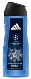 Adidas UEFA Champions League Champions Edition 400ml Hair & Body Shower Gel