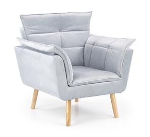 Кресло Halmar Rezzo, 73 x 80 x 84 см, серый