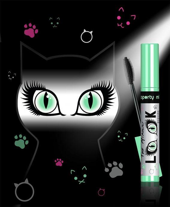 Miss Sporty Studio Lash The Miaoww Look Eyeliner 1.6ml 01