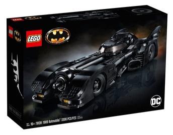 Constructor LEGO Batman 19889 Batmobile 76139