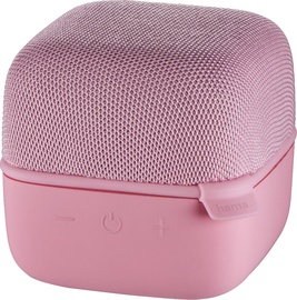 Hama Cube Bluetooth Speaker Rose