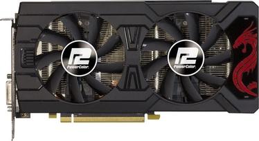 PowerColor Red Dragon Radeon RX 570 8GB GDDR5 PCIE AXRX5708GBD5-3DHD/OC