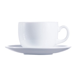 Luminarc Peps Cup and Saucer 22cl 6 pcs