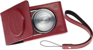 Fujifilm Leather Fitted Case For XF-1 Camera Red