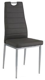 Стул для столовой Signal Meble H260 Grey, 1 шт.