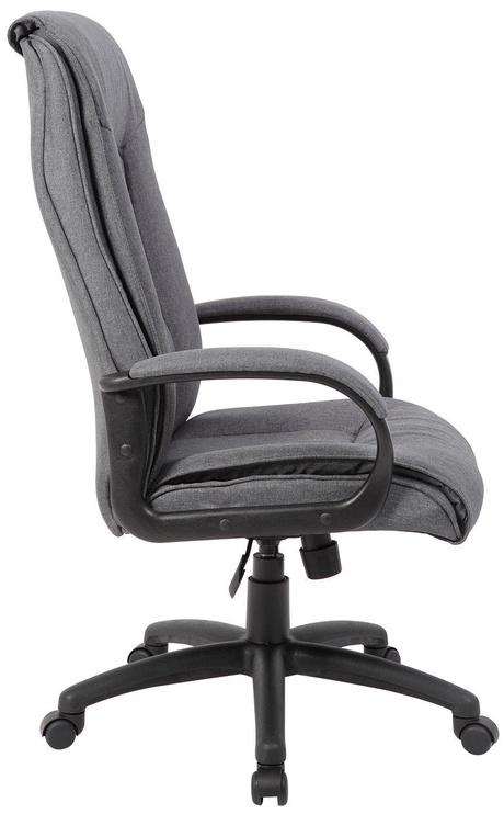Biroja krēsls Home4you Mason Dark Grey