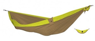 Ticket To The Moon Original Hammock Brown/Yellow