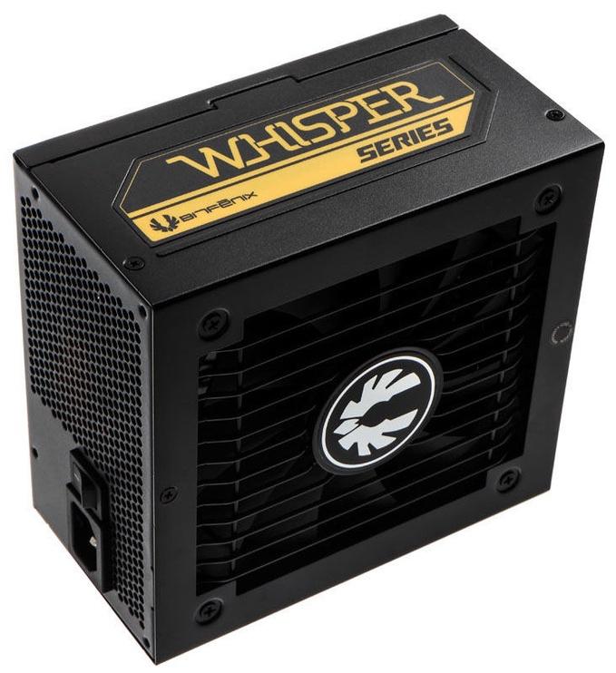 BitFenix PSU Whisper M 80 Plus Gold 750W