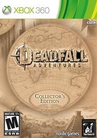 Deadfall Adventures Collector's Editon Xbox 360