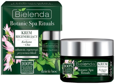 Bielenda Botanic Spa Rituals Turmeric + Chia Face Cream 50ml
