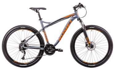 "Dviratis Romet Rambler Fit 27.5 20"" Graphite Orange 19"