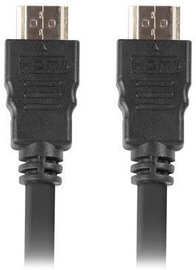 Lanberg HDMI Cable V2.0 CCS Black 5m