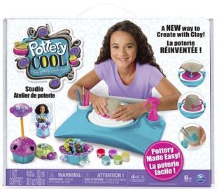 Dekoravimo rinkinys Spin Master Pottery Cool Studio