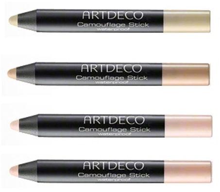 Maskuojanti priemonė Artdeco Camouflage Stick Waterproof 5, 1.6 g