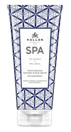 Kallos Spa Moisturizing Shower Scrub 200ml