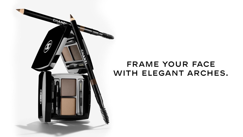 Chanel La Palette Sourcils Brow Powder Duo 4g 50