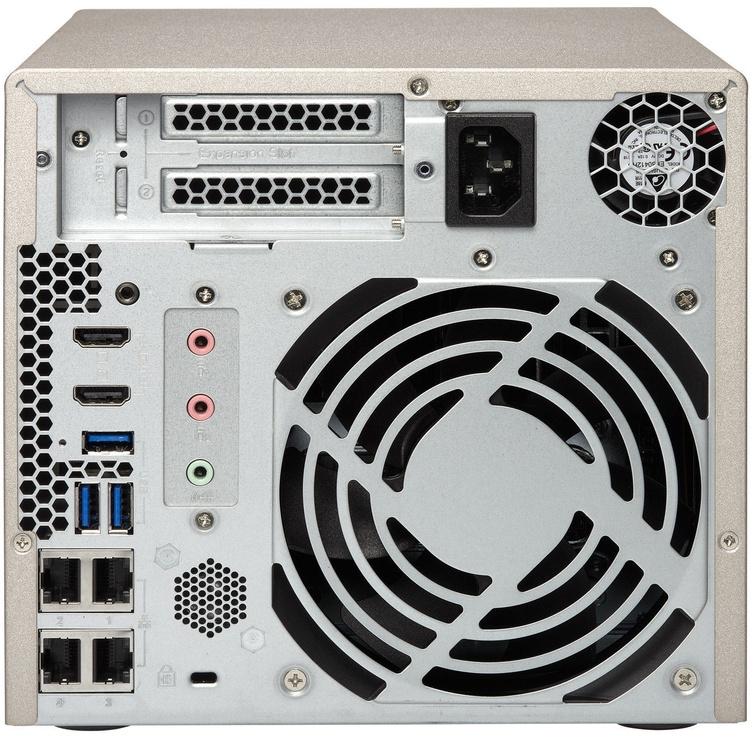 QNAP Systems TVS-473e-4G 4-Bay NAS 4TB